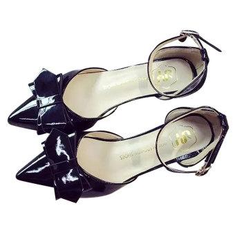Giày nữ Family shop HB09 (Đen)