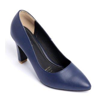 Giày cao gót FA905 - Xanh