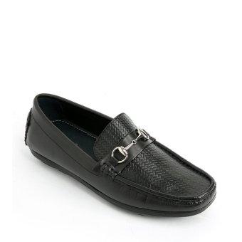 Giày mọi nam 6014 - Đen
