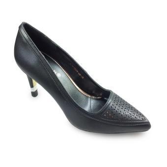 Giày bít nữ cao gót 8f cắt lazer