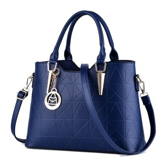 Túi xách nữ có dây đeo sang trọng thanh lịch T6868-14-220 (Xanh đen)