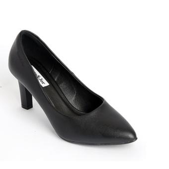 Giày cao gót SJ0005 (Đen)