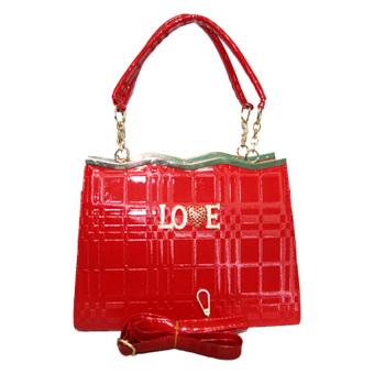 Túi xách nữ Siêu Thị Tuổi Teen TXN21 (Đỏ)