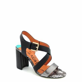 Giày Sandal cao gót Carlo Rino 333040-111-08 (màu đen)