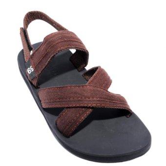 Sandal tẩy dù nam Minh Tâm MT503GN