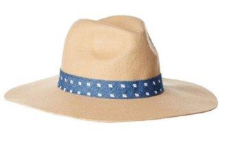Mũ (nón) dạ rộng vành nữ Keds Women's Felt Floppy Hat (Mỹ)