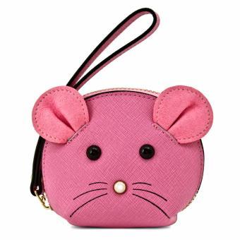 Ví nữ vòng tay - pouch Carlo Rimo 0303582-701-24 (màu hồng)
