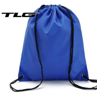 Túi dây rút oxford chống thấm nước đựng đồ thể thao du lịch dã ngoại TL8124 3(xanh lam)