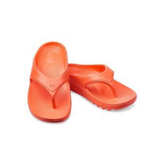 Dép nữ sức khỏe êm ái Spenco Fusion II Hot Coral (cam đỏ)size 35