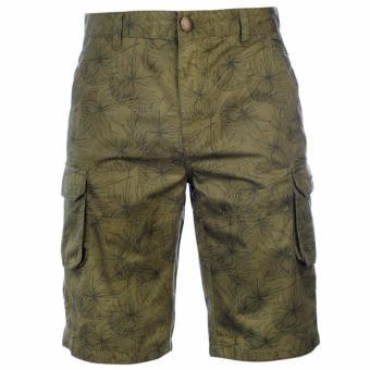 Quần sooc nam kaki chính hãng Pierre Cardin (Pháp) có họa tiết phong cách trẻ trung