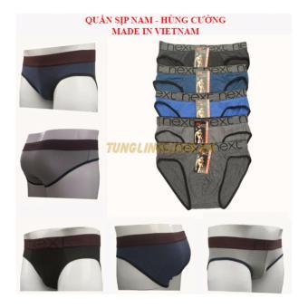 Bộ 05 quần lót nam hàng việt nam HÙNG CƯỜNG