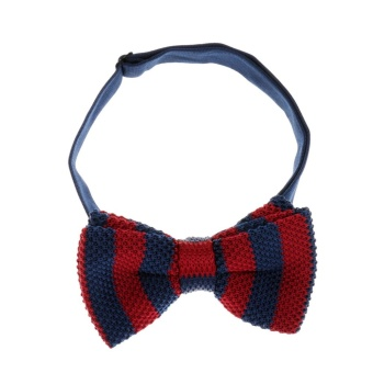 BolehDeals Classic Fashion Novelty Mens Adjustable Tuxedo Wedding Bow Tie Necktie #6 - intl