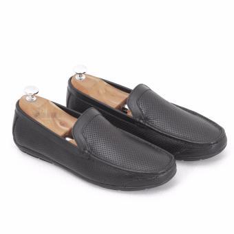 Giày lười nam SMARTMEN GL-18(ĐEN)