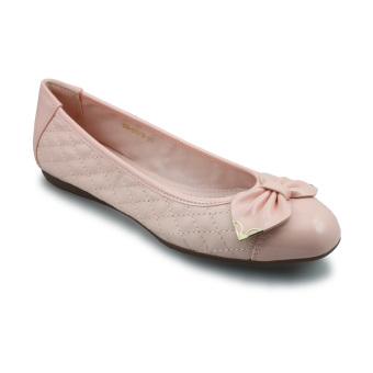 Giày búp bê đính nơ