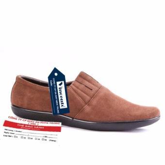 Giày lười nam Da Thật Cao cấp chính hãng Giày Da Miền Trung VCTH2LZD3B-1 (Bò)