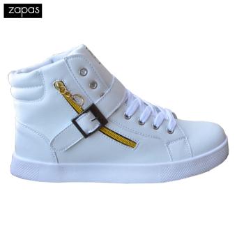 Giày Sneaker Thời Trang Zapas - GC062WH (Trắng)