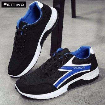 giày thể thao thời trang - Pettino GT06 (viền xanh)