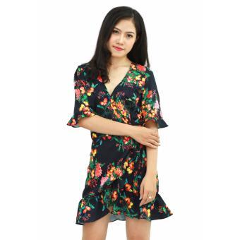 Váy ZR hoa