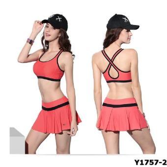 Bộ rời váy Yingfa Y1757-2 (đỏ)