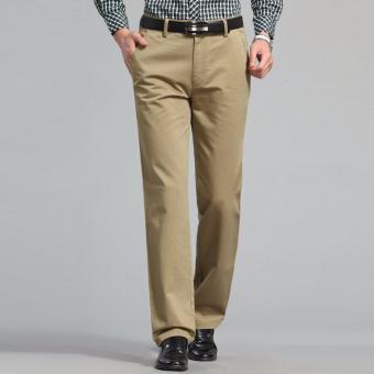Quần kaki nam trung niên