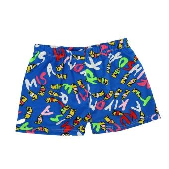 Fashion Holidays Children Boys Swimming Shorts Beachwear Swimwear Shorts- #2 - intl