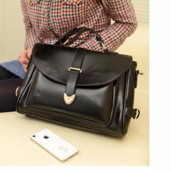 Túi xách đoe chéo thời trang BOTUSI 7(ĐEN)