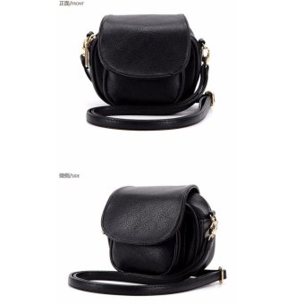 Túi đeo tay đeo vai nữ Cao Cấp HK306 (Đen)