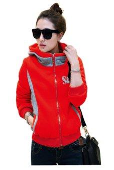 Áo khoác thời trang Siêu thị tuổi teen kgsN1 (Đỏ)