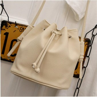 Túi nữ thời trang phong cách Hàn Quốc HQ 9TU54 5(kem)