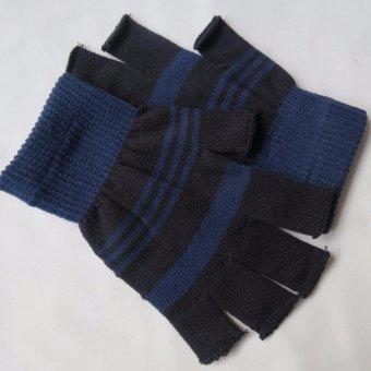 Găng tay cotton lái xe chống nắng HM0019