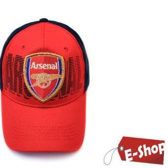 Nón câu lạc bộ Arsenal E - Shop Design (Đen)