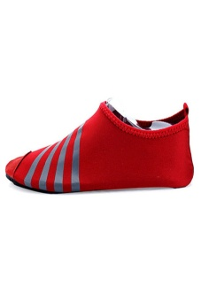 LALANG Cloth Shoes Red