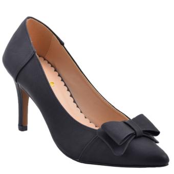 Giày thời trang Aly cao gót 7 phân (Đen)