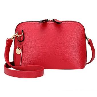 Women Retro Bag Shoulder Bag Messenger Bags Tote Handbag - intl