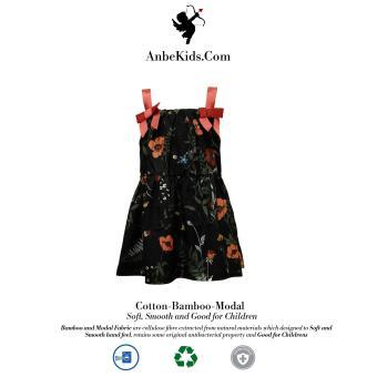Baby Blue Strap Dress 100-104 cm