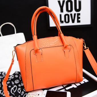 New Women Handbag Hobo Shoulder Bag PU Leather Satchel Cross Body Tote - intl