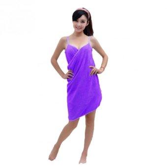 Khăn choàng đi biển thời trang dạng váy 2 dây Smart Store