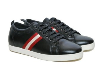 Giày tăng chiều cao nam Grando TT50 5cm (Đen)
