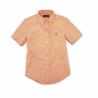 Áo sơ mi Polo Ralph Lauren Orange – ASN8193