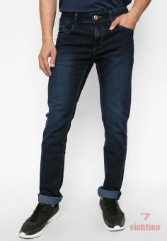 Quần Jeans Vĩnh Tiến (Xanh lá thẫm)