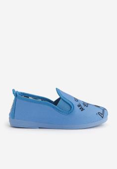 Giày Slip On Flossy C Mr Cool (Xanh biển)