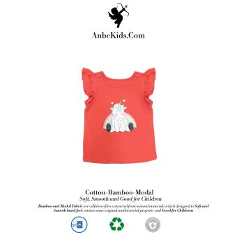 Baby Carrot Unicorn Top 2y