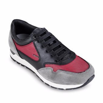 Giày thể thao U EMILDON B (Đỏ & Đen)