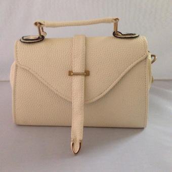 Túi xách thời trang phong cách Hàn Quốc - HT106- Trắng