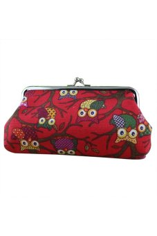 Bluelans Pouch (Red) (Intl)