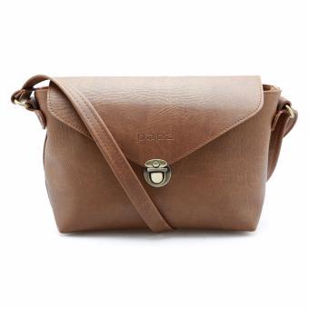 Túi đeo chéo nữ PAPA PPT005 (Bò nhạt)