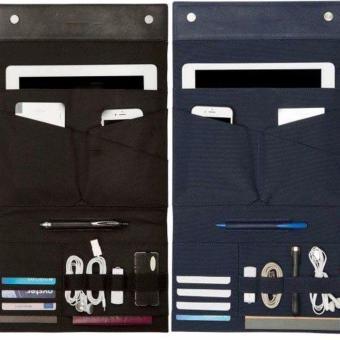 Ví Đa Năng Đựng Thiết Bị Công Nghệ iPad iPhone Máy Tính Bảng Hộ Chiếu (Nâu)