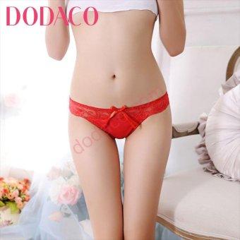 Quần Lót Nữ DODACO DDC3120 DO 6807 (Đỏ)