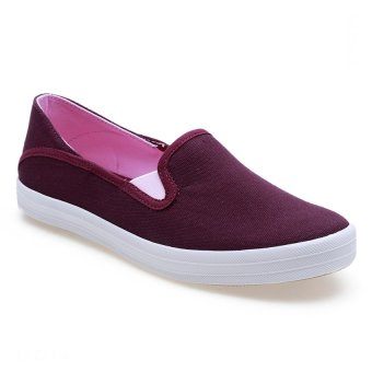 Giày lười nữ Aqua Sportswear W125 (Tím)