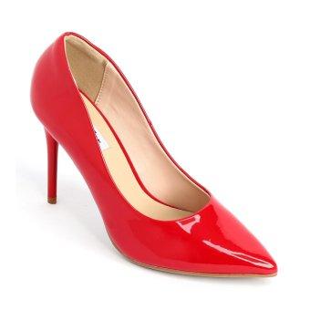Giày nữ Sata&Jor SJ0022 - Đỏ bóng